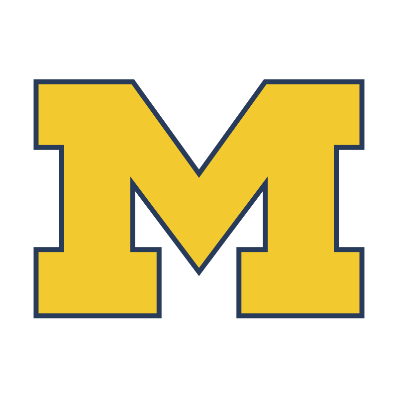 Michigan Wolverines vector logo