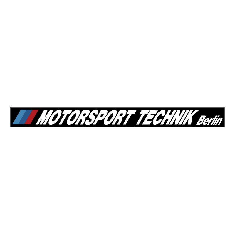 Motorsport Technik Berlin vector