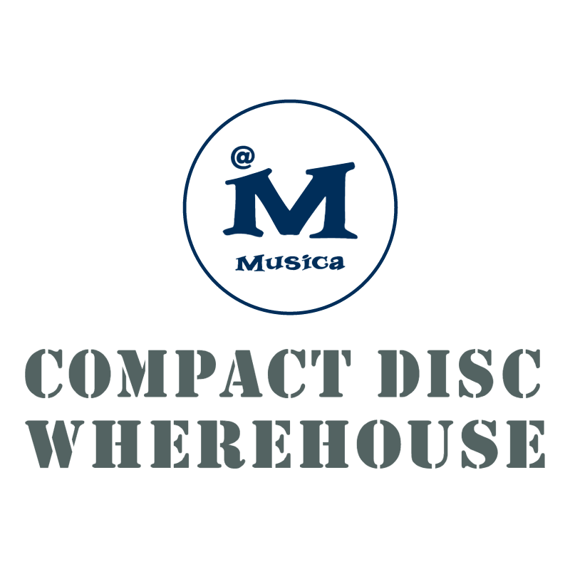 Musica and Compact Disc Wherehouse vector logo