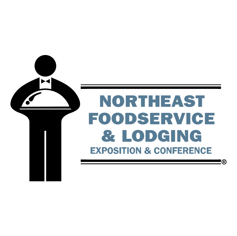 Northeast Foodservice & Lodging vector