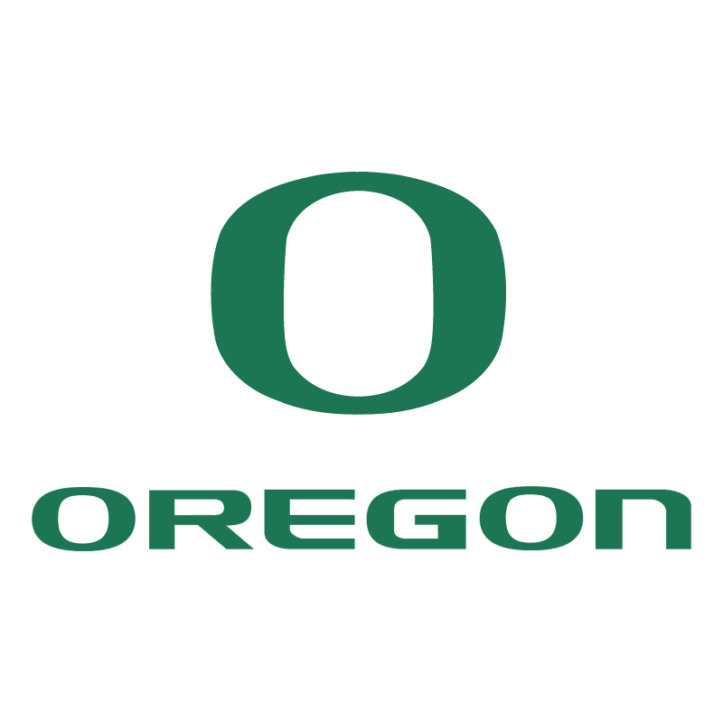 Oregon Ducks vector logo