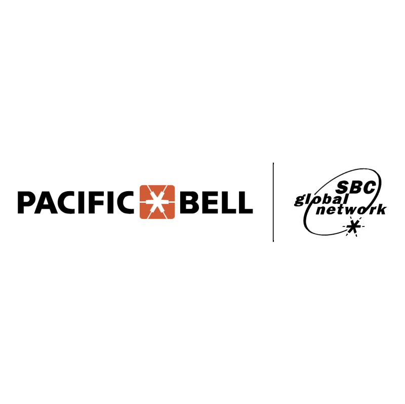 Pacific Bell vector logo