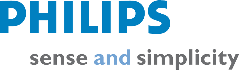 PHILIPS SENSE and SIMPLICITY vector