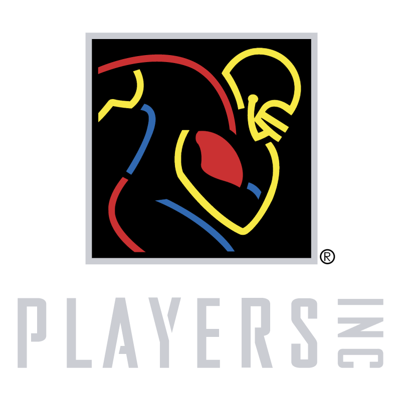 Players Inc vector logo
