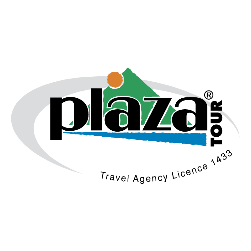 Plaza Tours vector