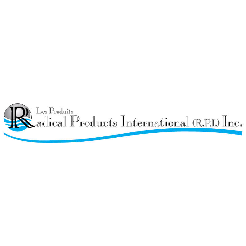Radical Products International vector logo