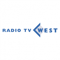 Radio TV West vector