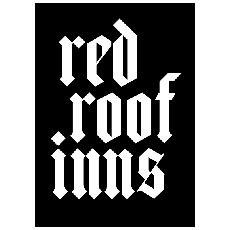 Red Roof Inns vector logo