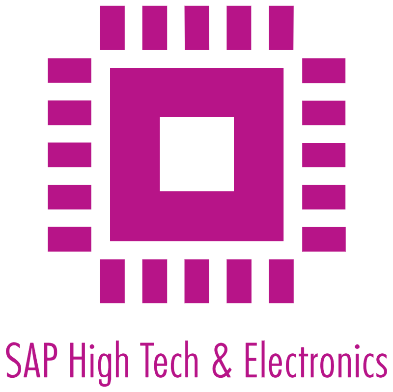 SAP High Tech & Electronics vector