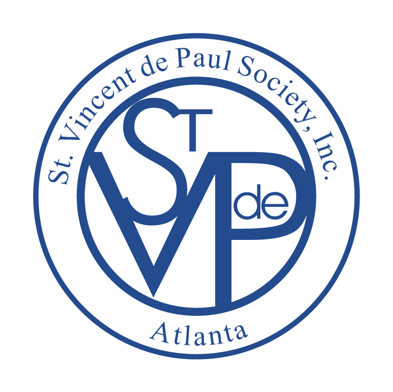 St Vincent de Paul Society vector
