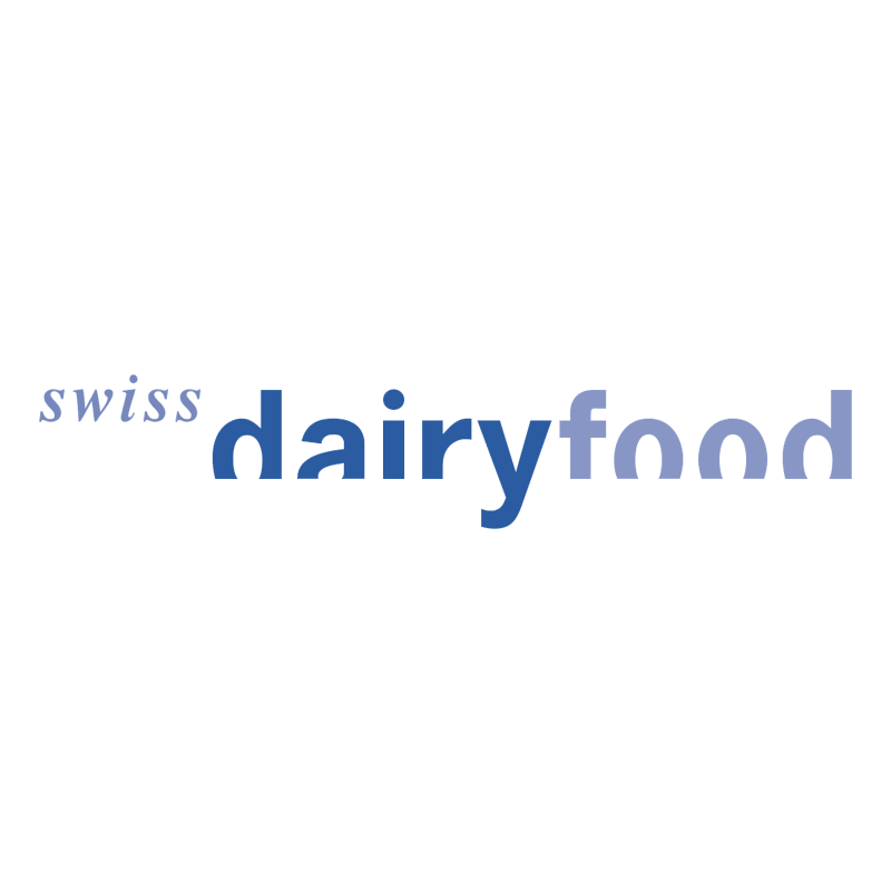 Swiss Dairy Food vector