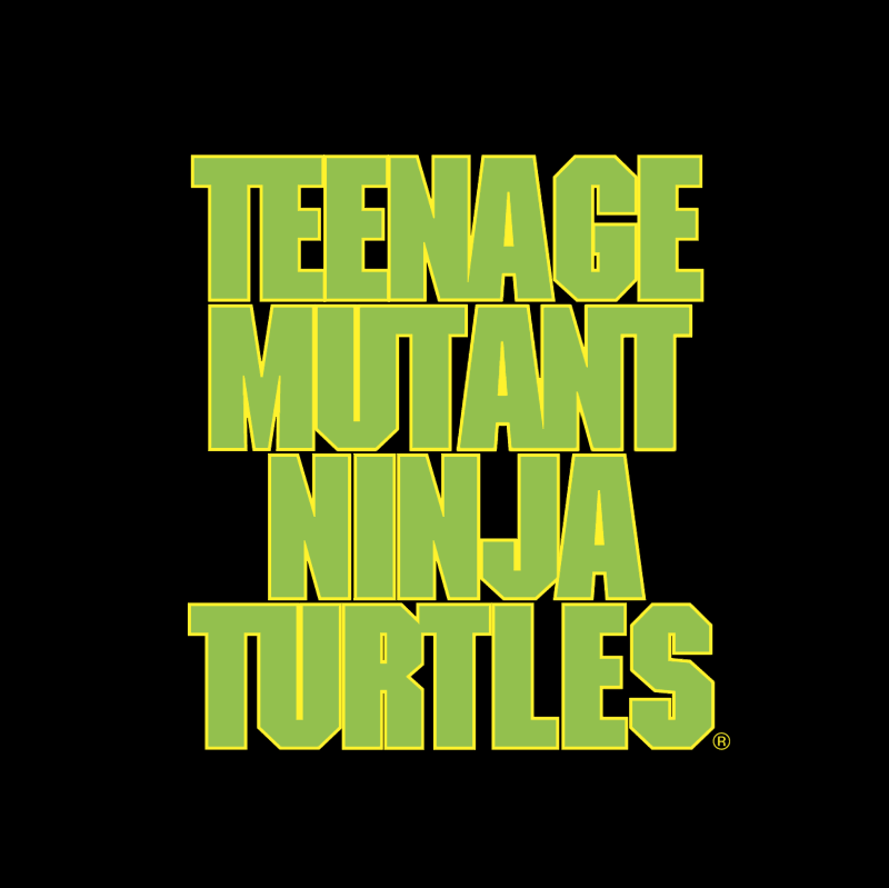 Teenage Mutant Ninja Turtles vector