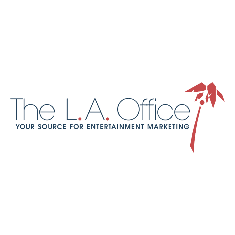 The L A Office vector logo