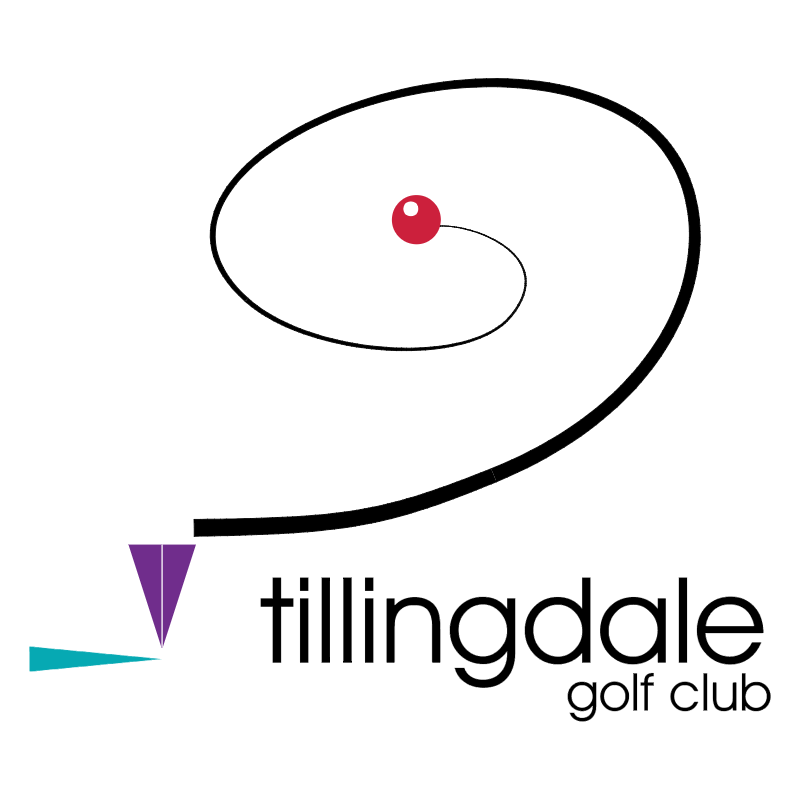 Tillingdale Golf Club vector