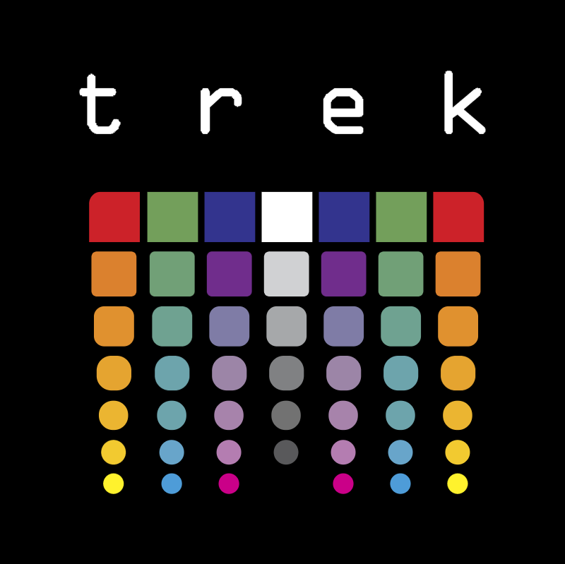 Trek Design vector