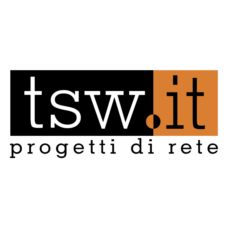 tsw it vector logo