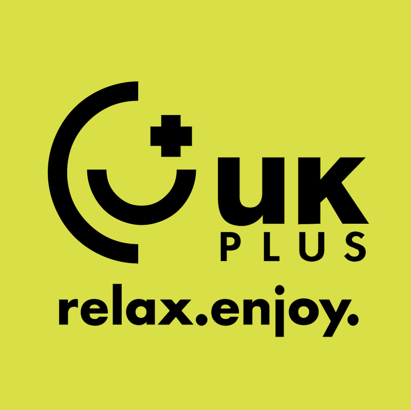 UK Plus vector logo