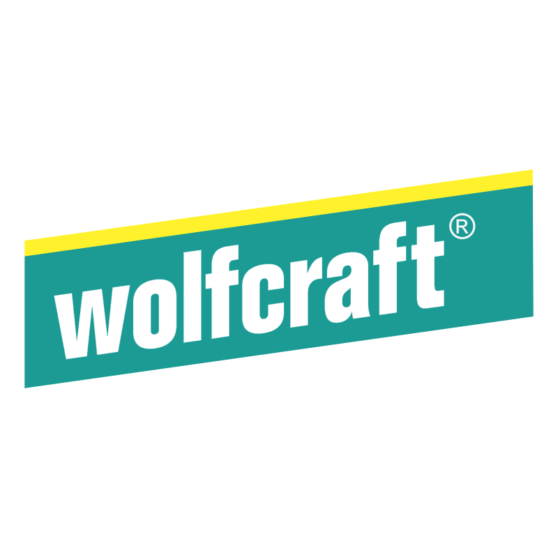 Wolfcraft vector logo