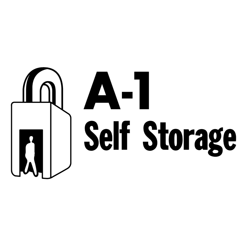 A 1 Self Storage 55794 vector