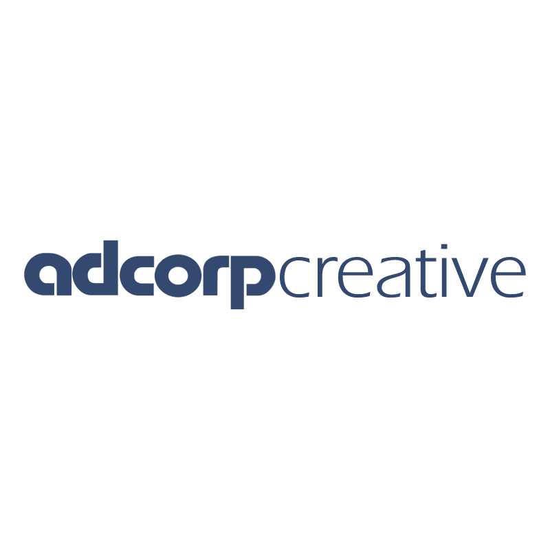 Adcorp Creative vector