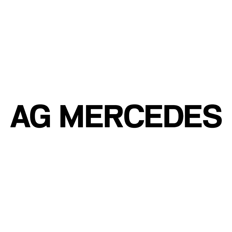 AG Mercedes vector