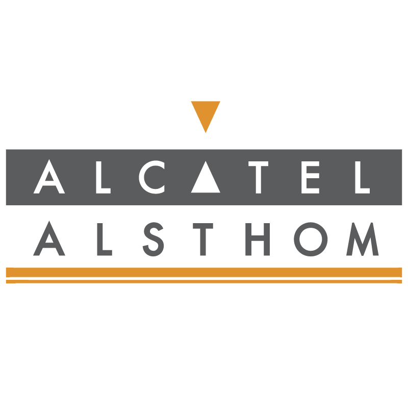 Alcatel Alsthom vector