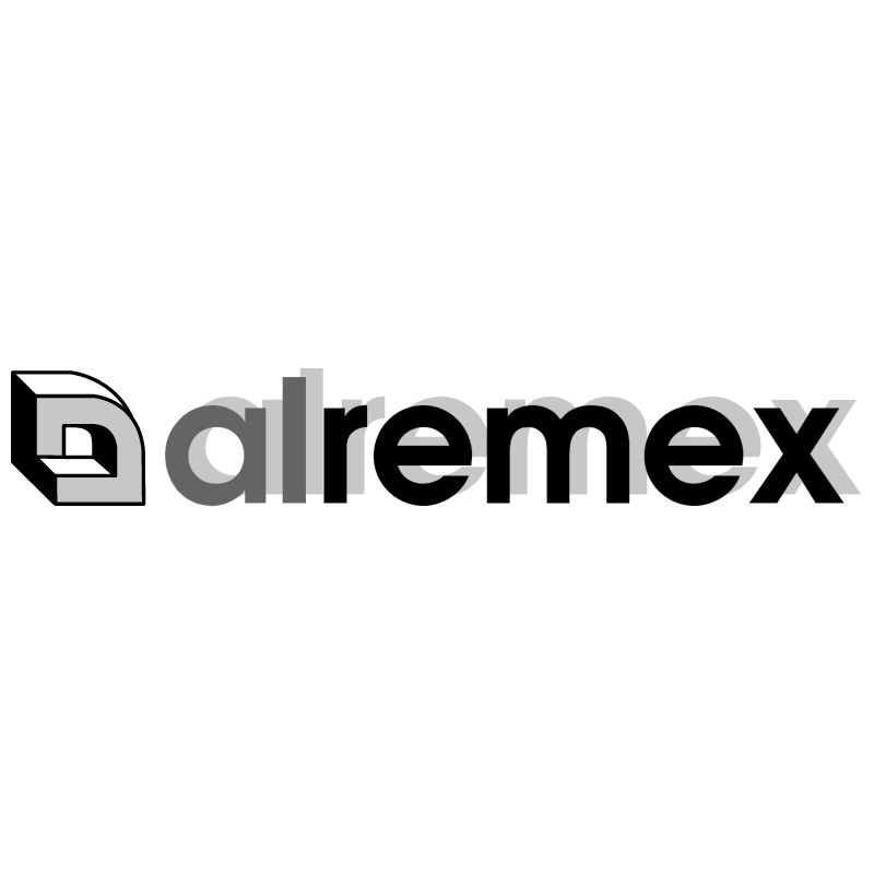 Alremex 14949 vector logo