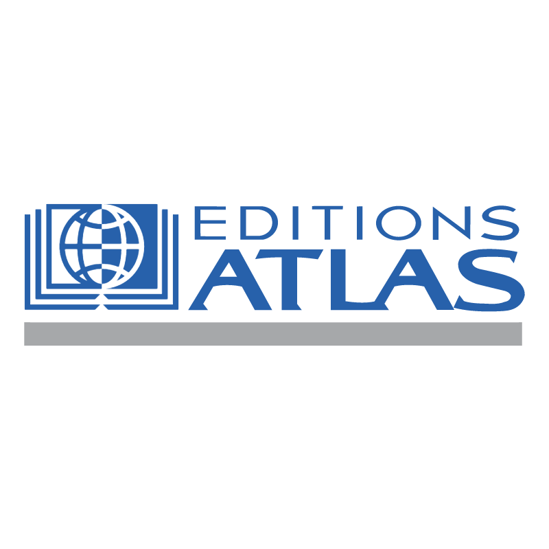 Atlas Editions 64007 vector logo