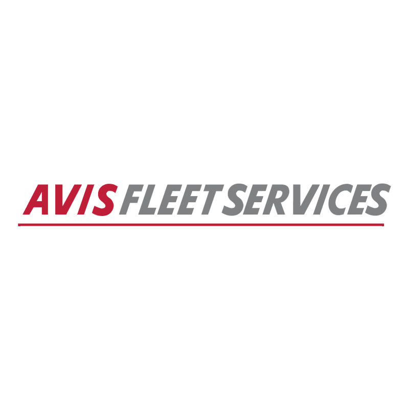 Avis Fleet Services vector