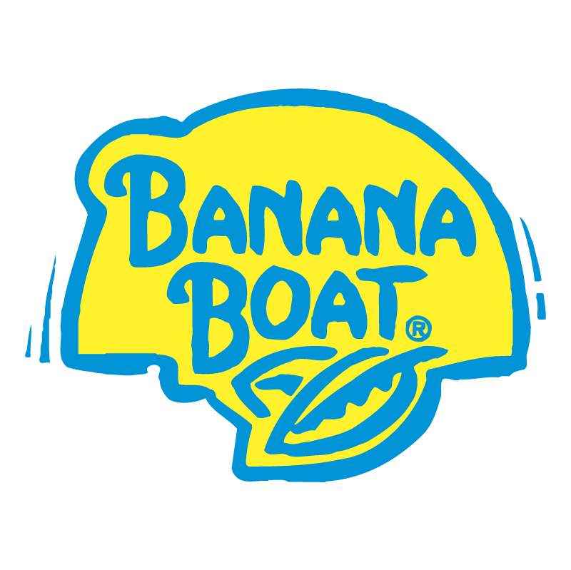 Banana Boat 83053 vector