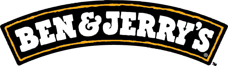 Ben and Jerry's vector logo