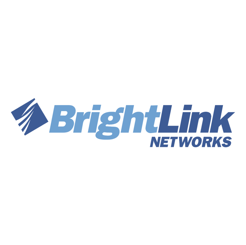 BrightLink Networks vector logo