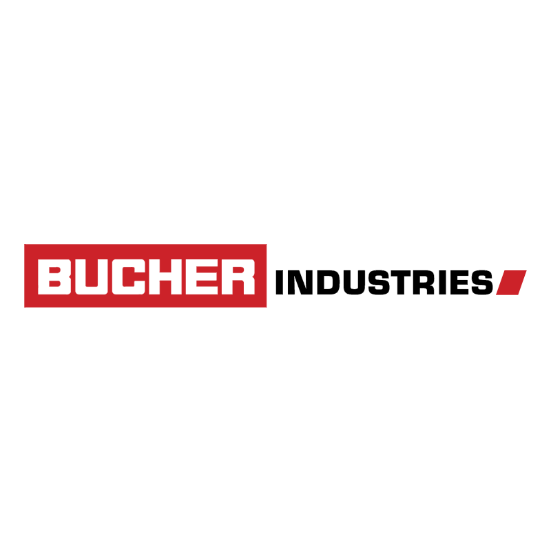 Bucher Industries vector logo