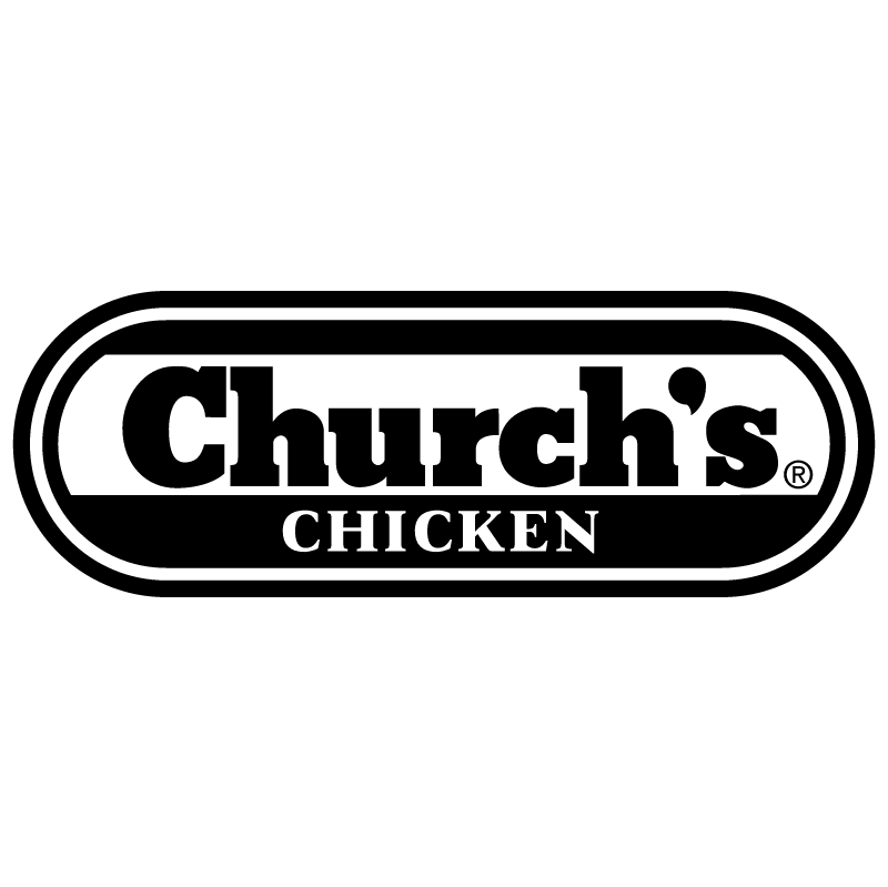 Church's Chicken vector