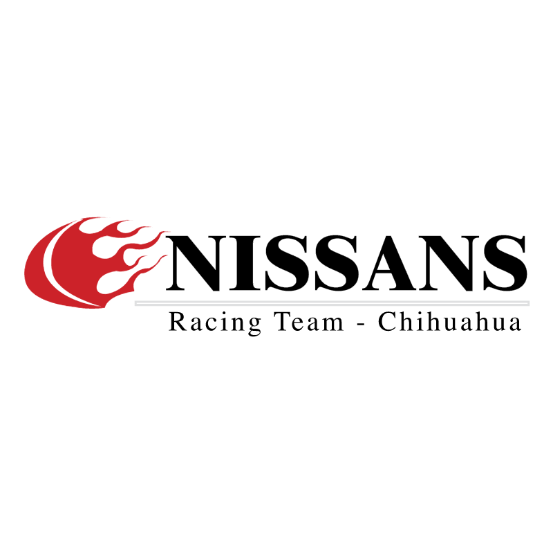 Club Nissans Drag Racing vector