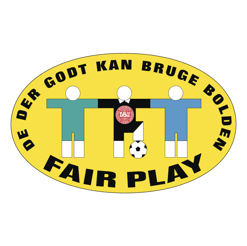 DBU Fair Play vector