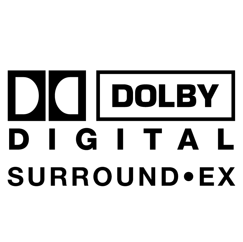 Dolby Digital Surround EX vector logo