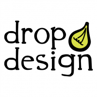 Drop Design vector