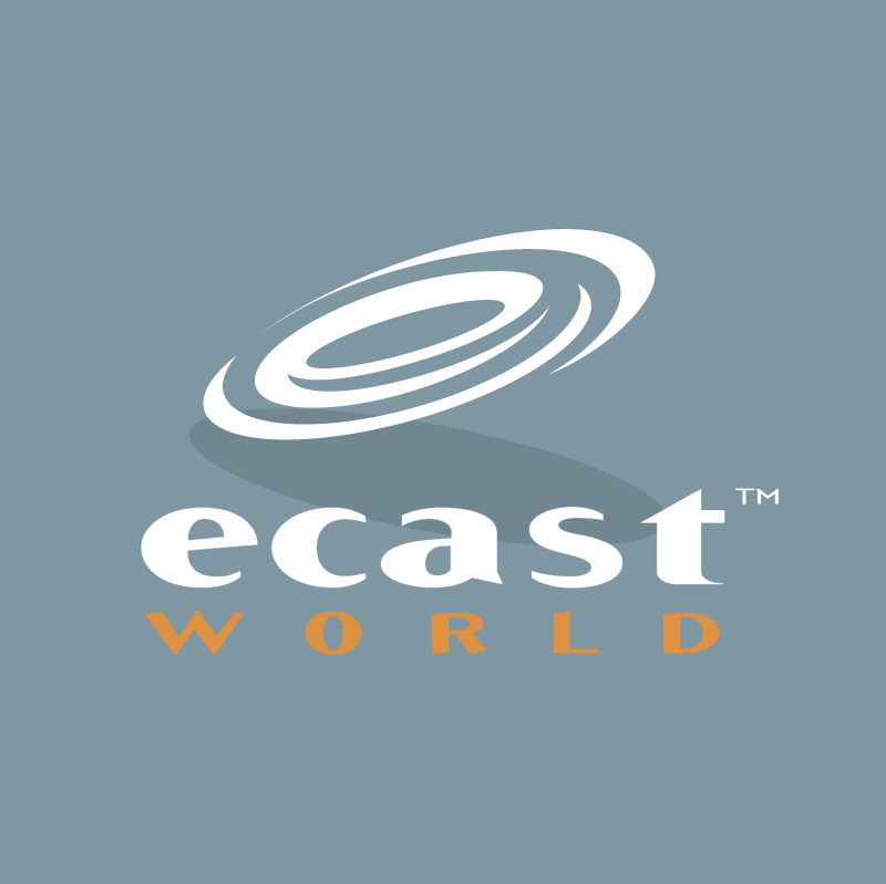 Ecast World vector