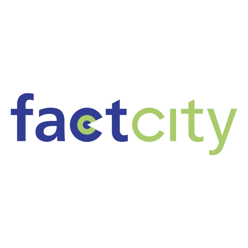 Fact City vector