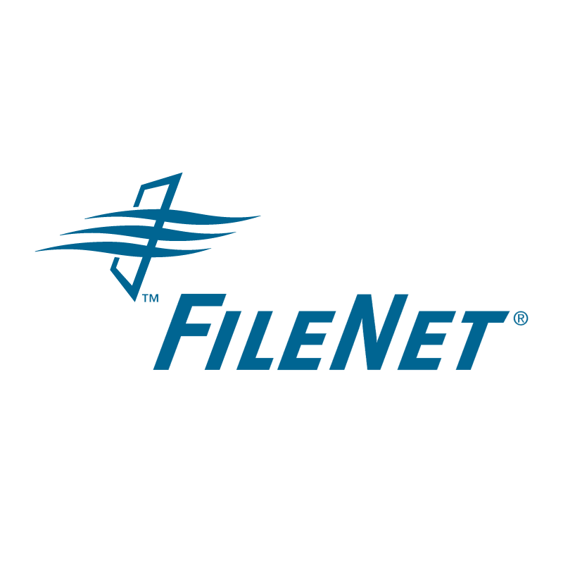 FileNet vector logo