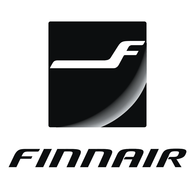 Finnair vector