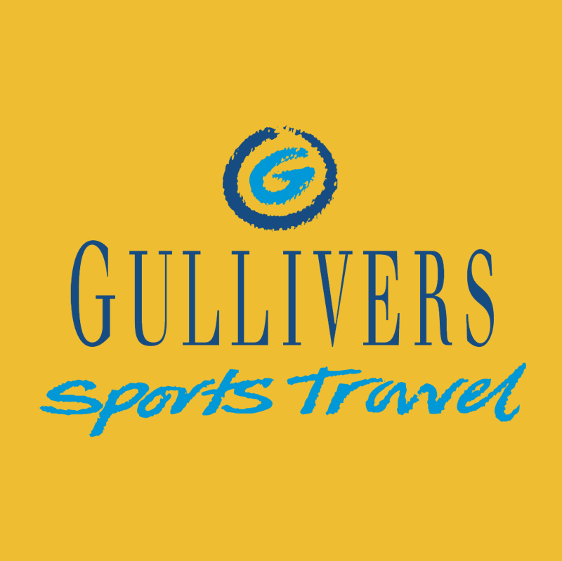Gullivers Sports Travel vector