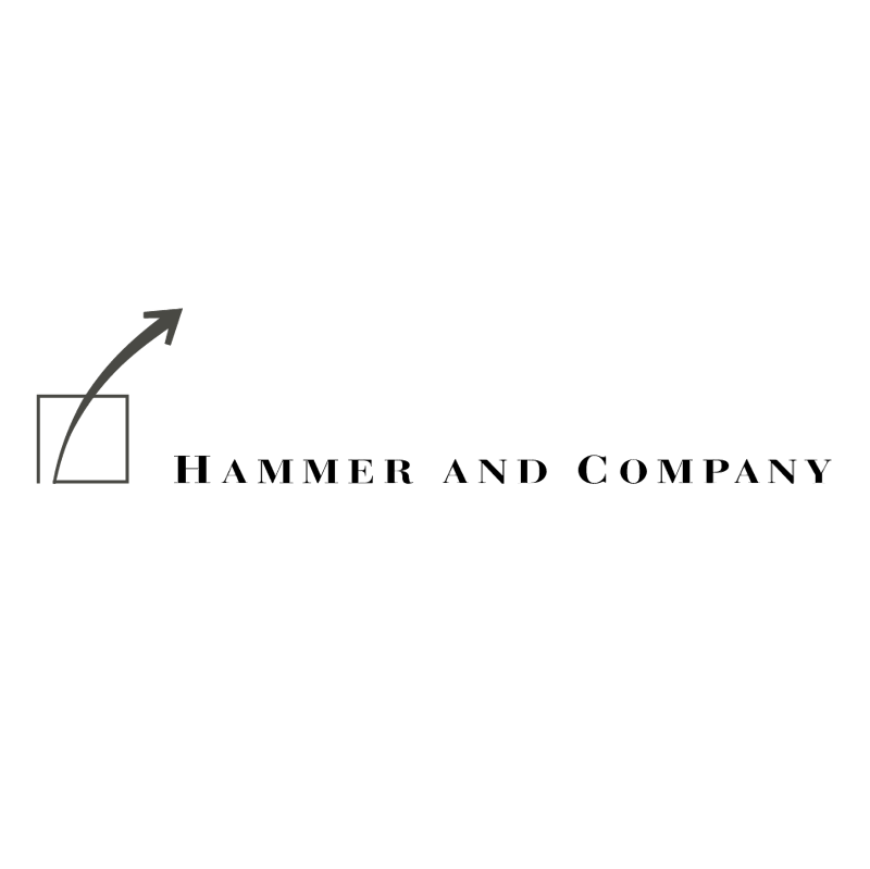 Hammer and Company vector
