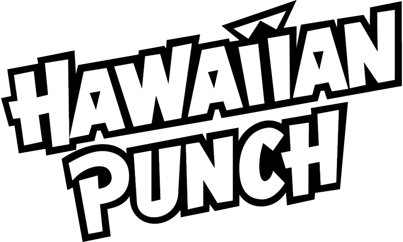 Hawaiin Punch vector