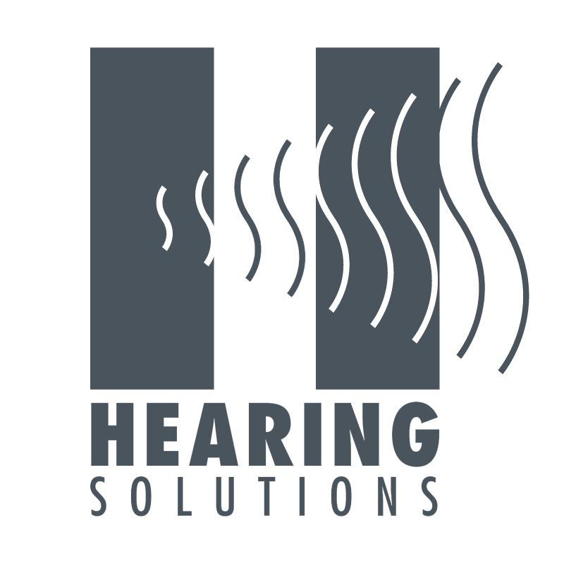 Hearing Solutions vector logo