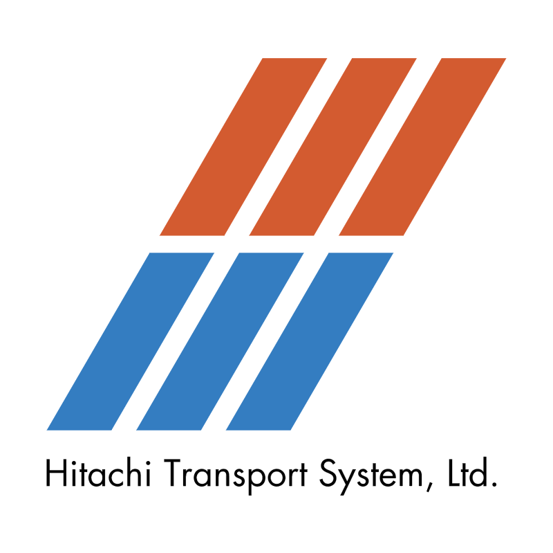 Hitachi Transport System vector