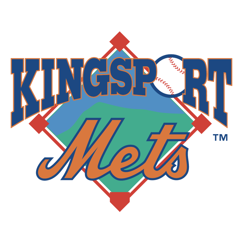 Kingsport Mets vector