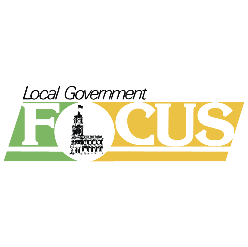 Local Government Focus vector