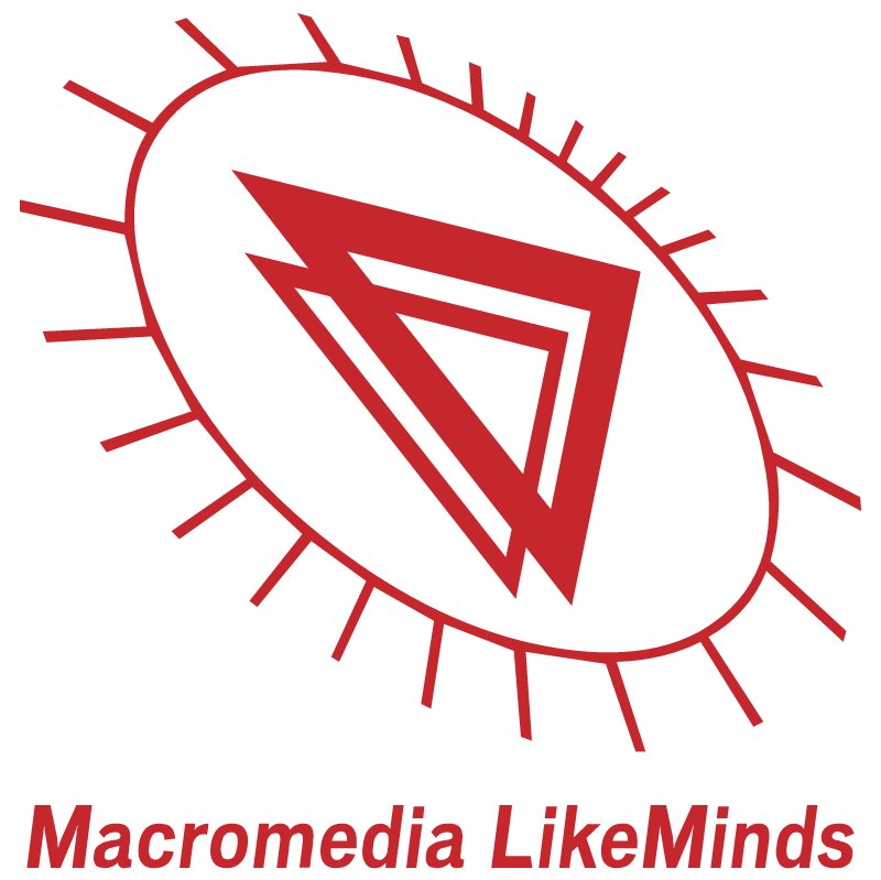 Macromedia LikeMinds vector
